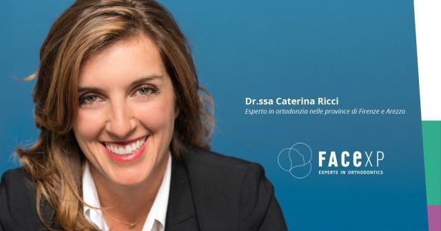 Caterina Ricci esperto in ortodonzia