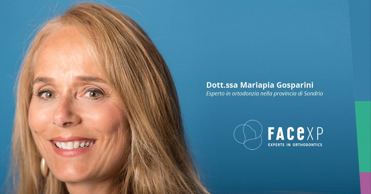Mariapia Gosparini esperto in ortodonzia