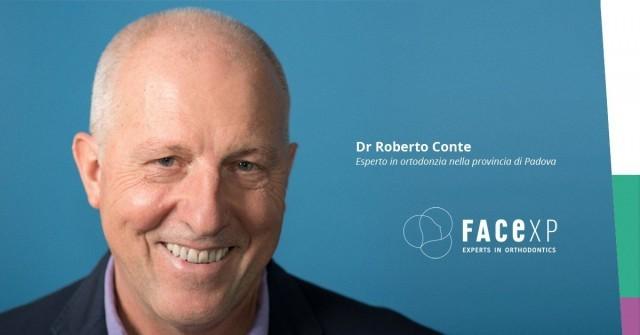Roberto Conte esperto in ortodonzia