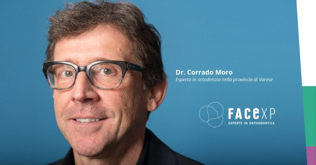 Corrado Moro esperto in ortodonzia