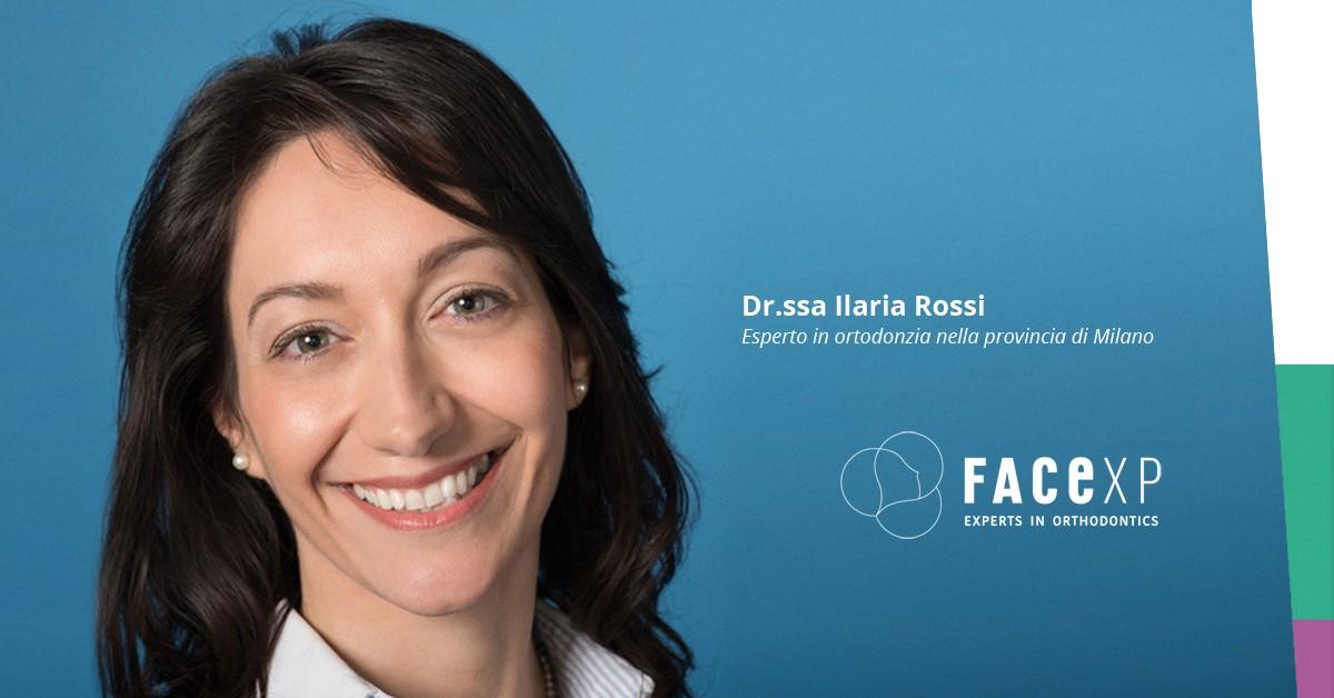 Ilaria Rossi esperto in ortodonzia