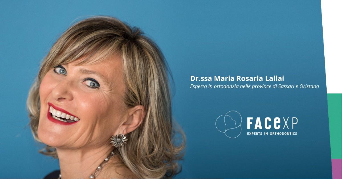 Maria Rosaria Lallai esperto in ortodonzia