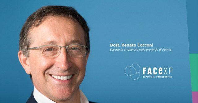 Renato Cocconi esperto in ortodonzia
