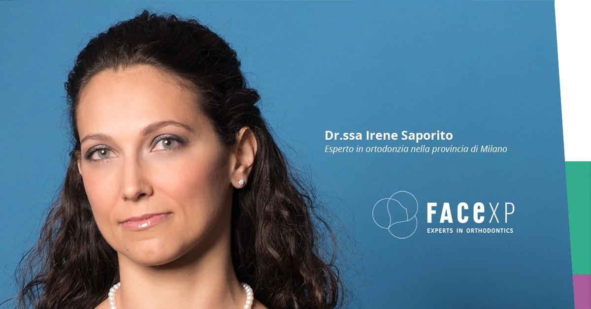Irene Saporito esperto in ortodonzia
