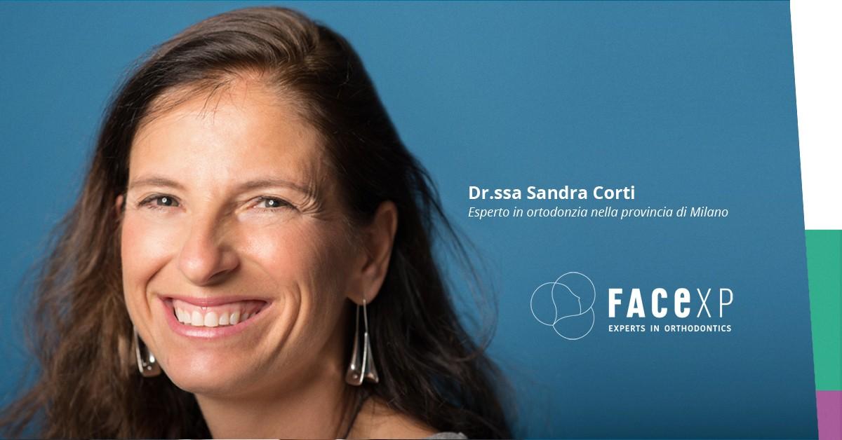 Sandra Corti esperto in ortodonzia