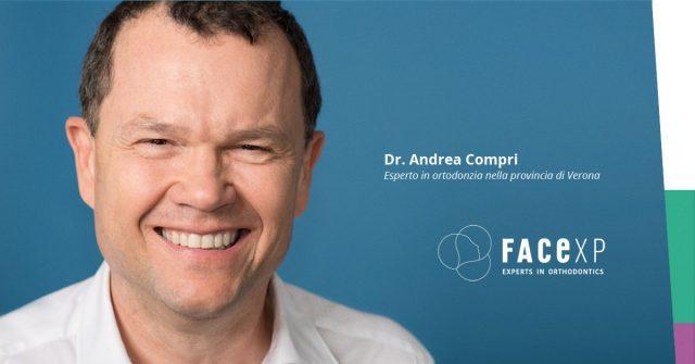 Andrea Compri esperto in ortodonzia