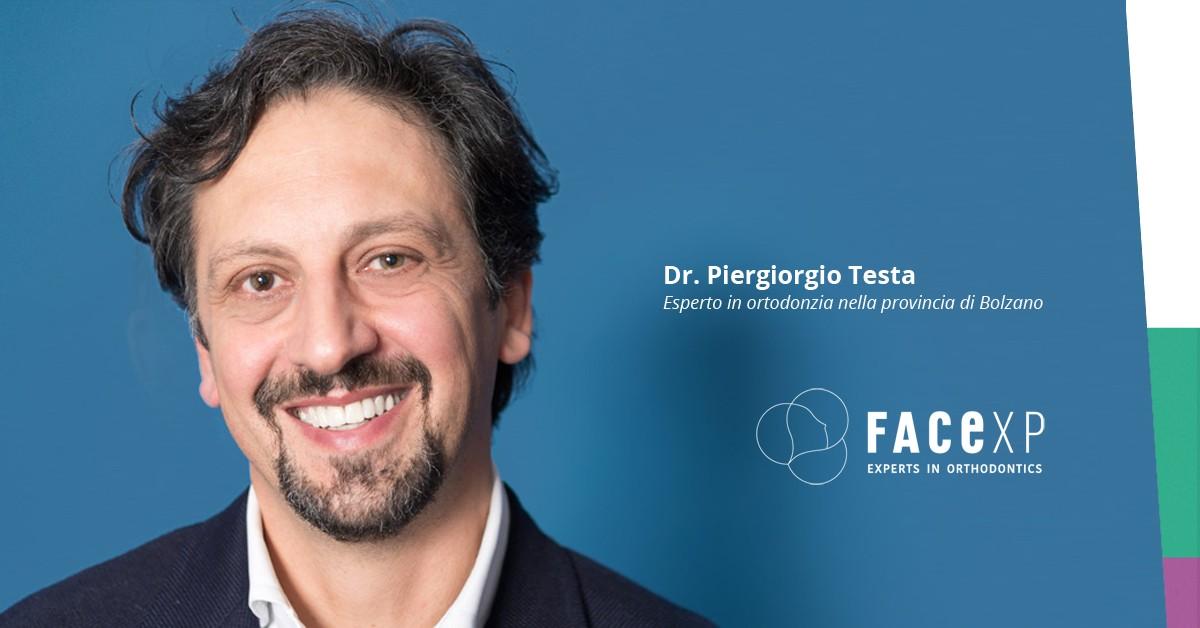 Piergiorgio Testa esperto in ortodonzia