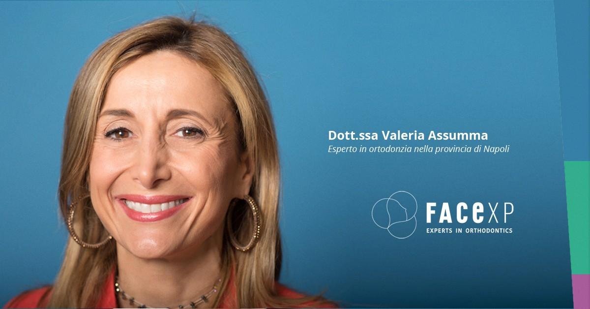 Valeria Assumma esperto in ortodonzia
