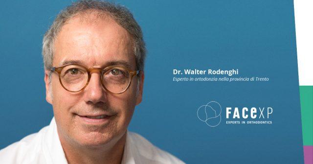 Walter Rodenghi esperto in ortodonzia