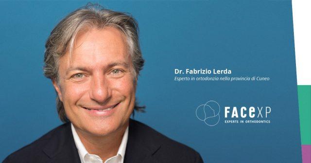 Fabrizio Lerda esperto in ortodonzia