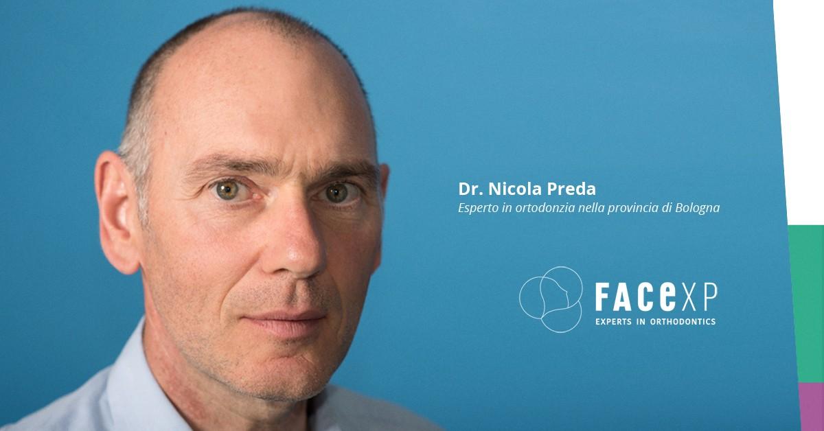 Nicola Preda esperto in ortodonzia