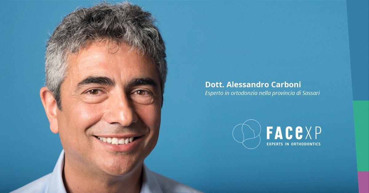 Alessandro Carboni esperto in ortodonzia