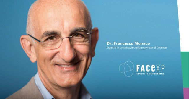 Francesco Monaco esperto in ortodonzia