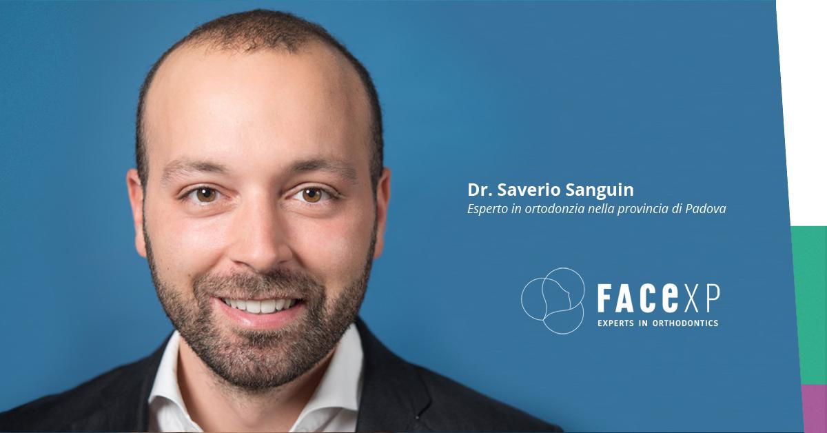 Saverio Sanguin esperto in ortodonzia