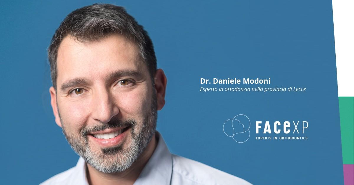 Daniele Modoni esperto in ortodonzia