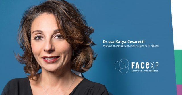 Katya Cesaretti esperto in ortodonzia