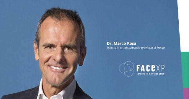 Marco Rosa esperto in ortodonzia