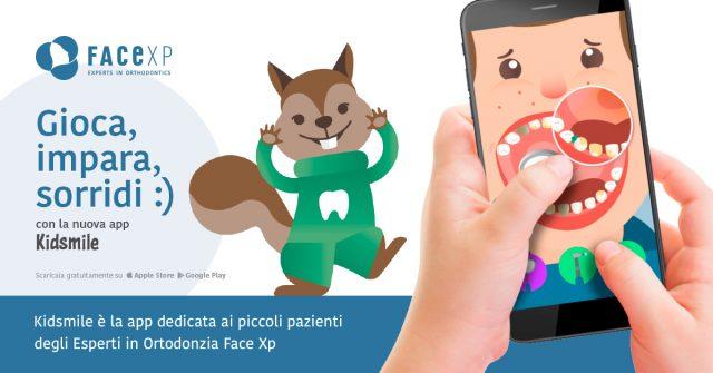 Kidsmile App per bambini