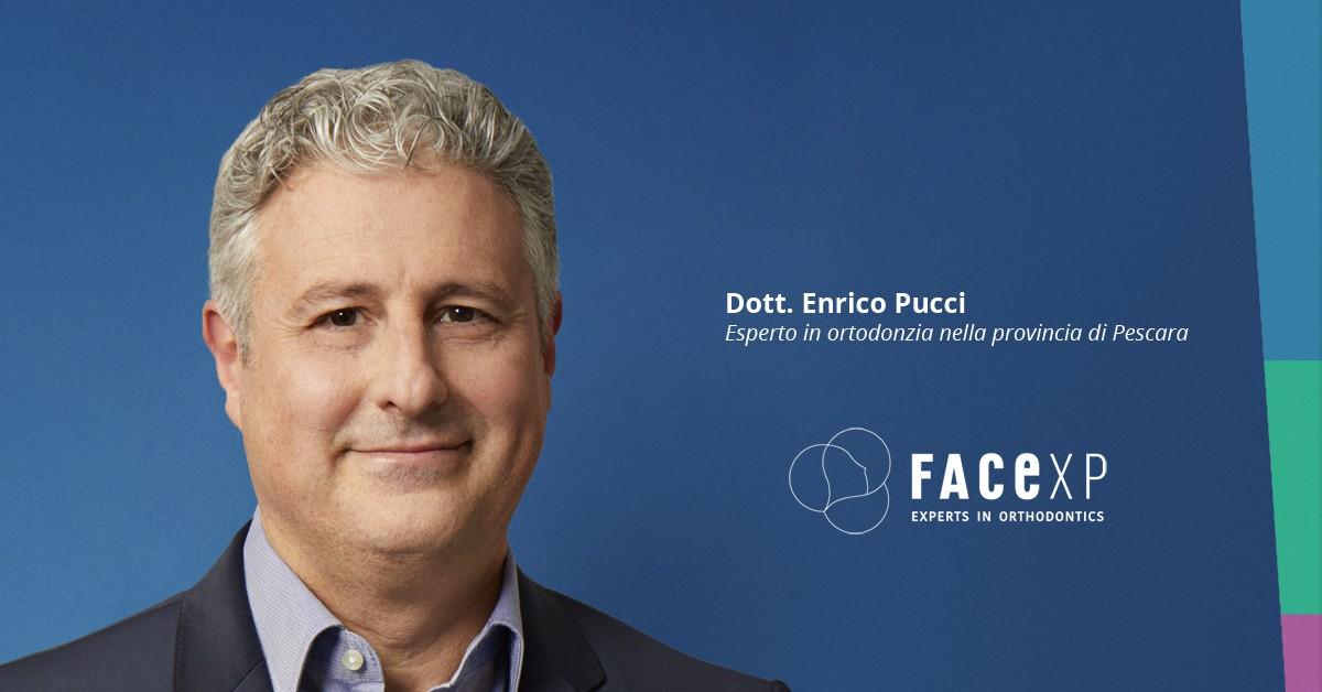 Enrico Pucci esperto in ortodonzia