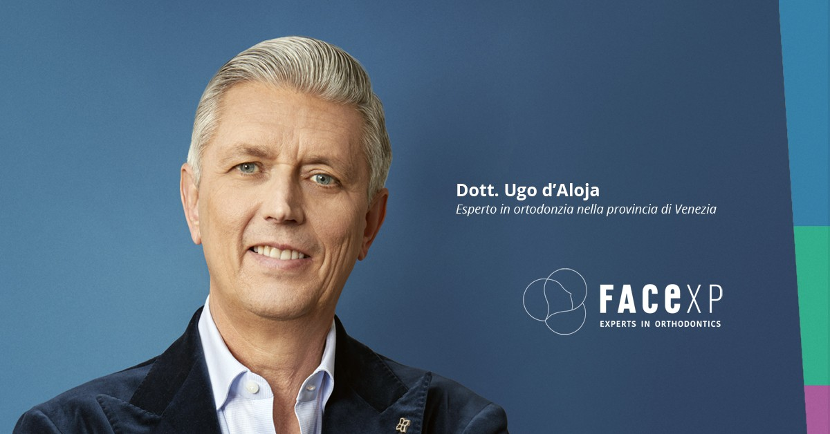 Ugo d'Aloja esperto in ortodonzia