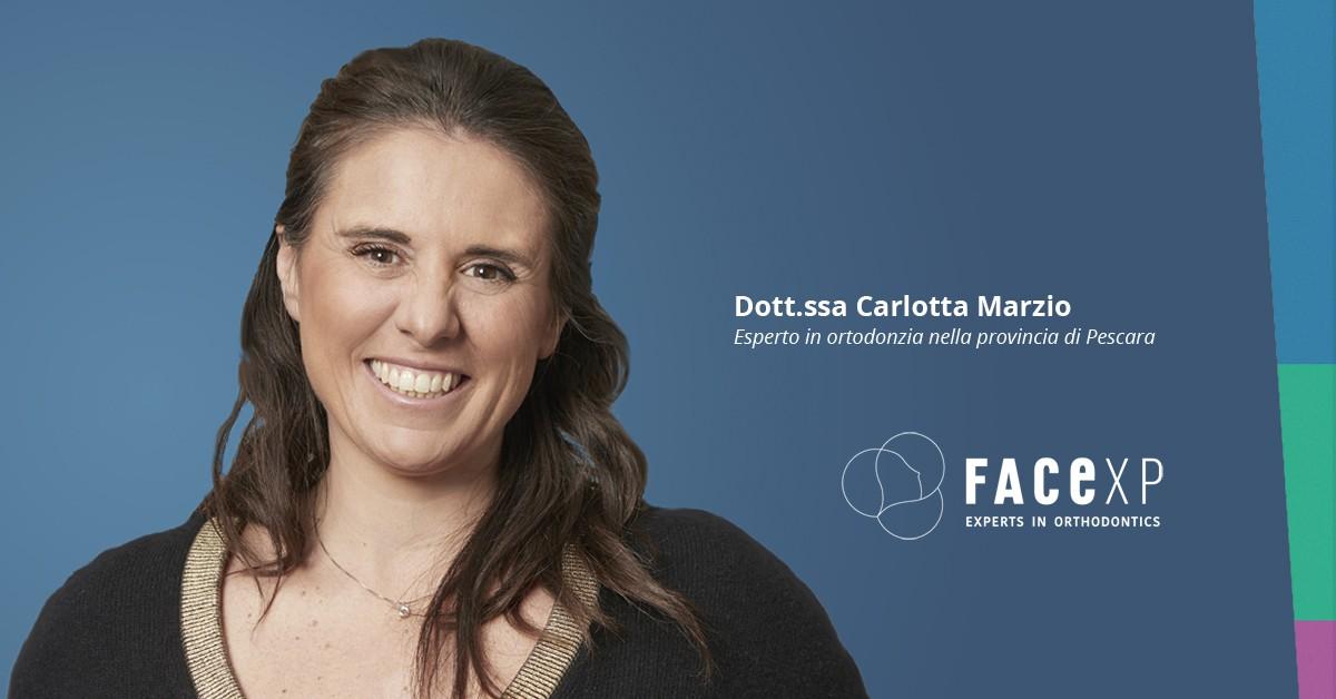 Carlotta Marzio esperto in ortodonzia