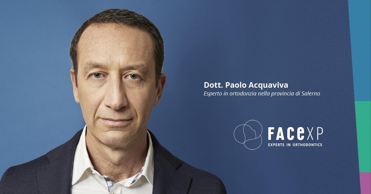 Paolo Acquaviva esperto in ortodonzia