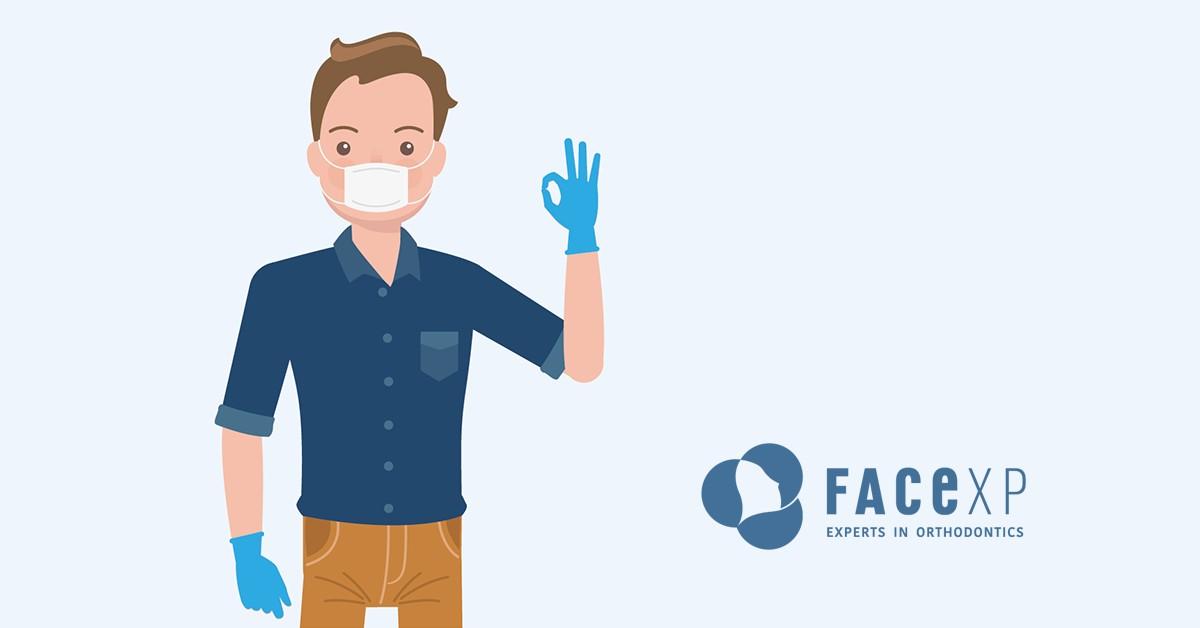 CEntri Face Xp: protezione e informazione Covid-19