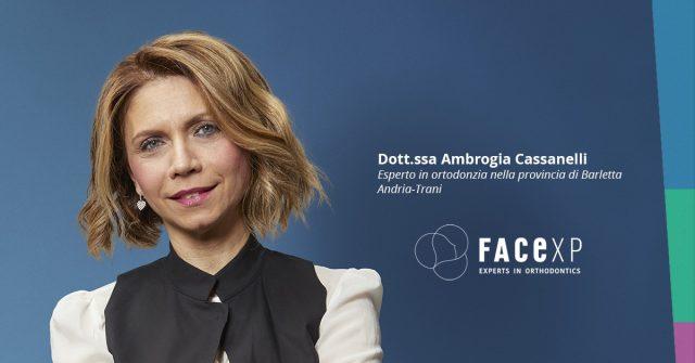 Ambrogia Cassanelli esperto in ortodonzia