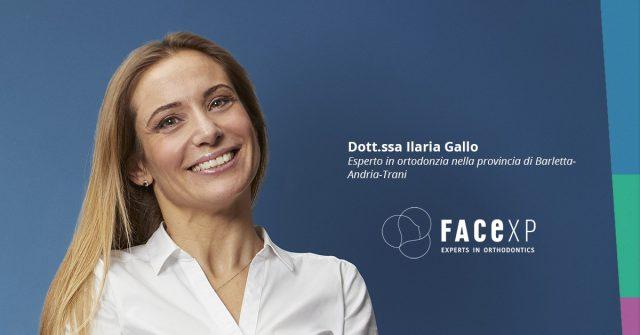 Ilaria Gallo esperto in ortodonzia