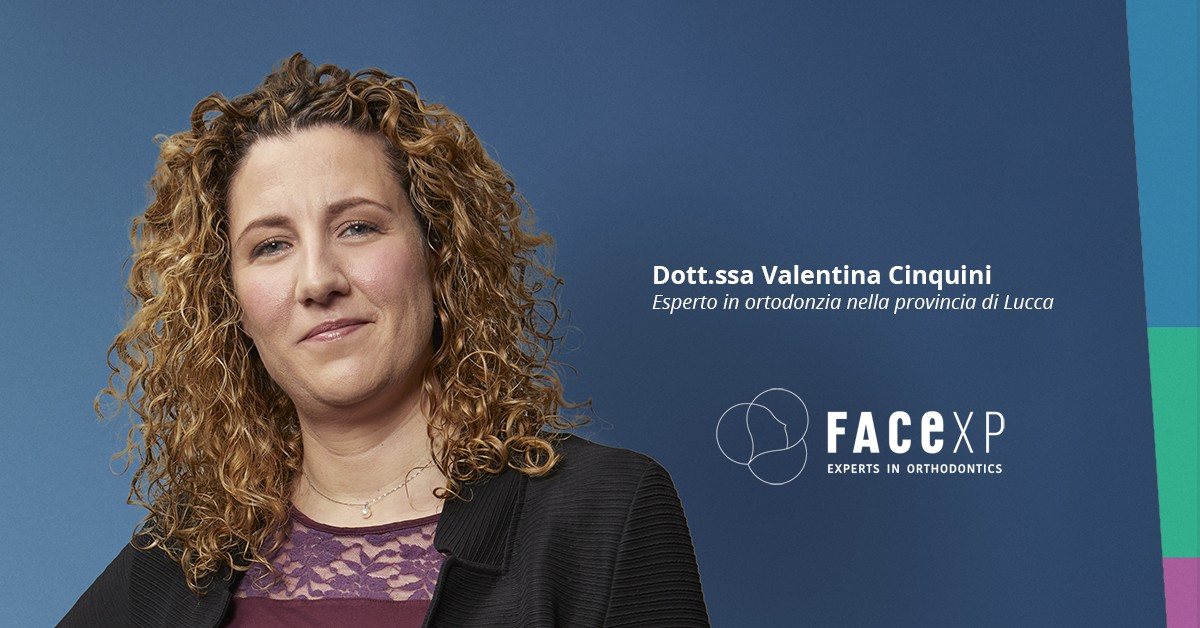 Valentina Cinquini esperto in ortodonzia