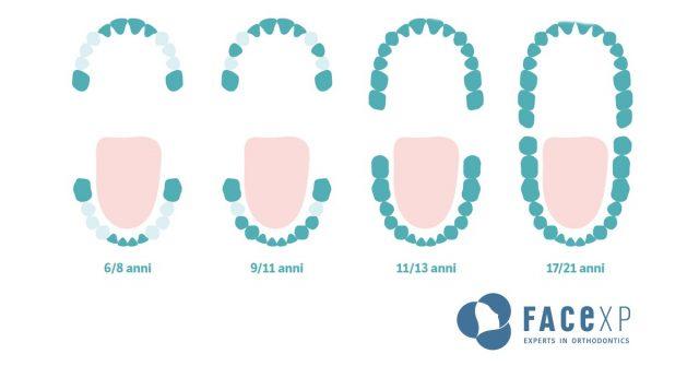 Cosa fare quando cadono i denti da latte